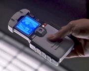 Starfleet scanner, 2151