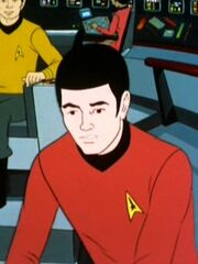 Sternenflottenoffizier Sicherheit USS Enterprise 2269