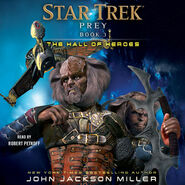 The Hall of Heroes audiobook cover
