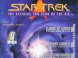 Star Trek: The Official Fan Club of the UK Magazine issue 9