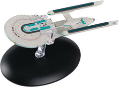 Eaglemoss 40 USS Enterprise-B