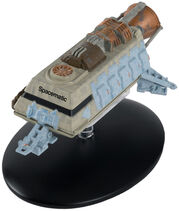 Eaglemoss Spacematic