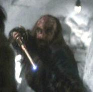 Klingon guard, Michael Papajohn