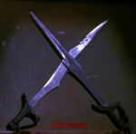 Klingon sword