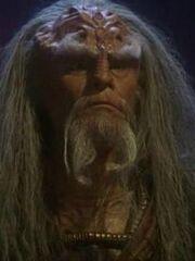 Klingonischer Kanzler 2151