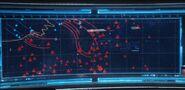 Klingons have won the war map 2257