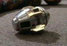Quark's cloaking device
