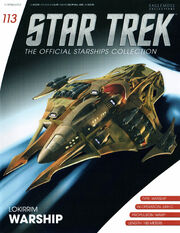 Star Trek Official Starships Collection issue 113