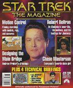 Star Trek The Magazine volume 1 issue 14 cover