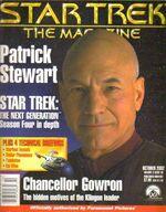 Star Trek The Magazine volume 3 issue 6 cover