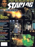 Starlog issue 087 cover