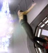 Stunt double Tim Lounibos, Eye of the Beholder