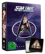 TNG S6 Blu-ray (German steelbook)