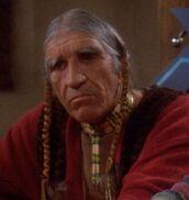 Tribal council member 1
