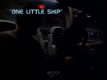 One Little Ship title card