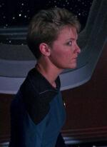 Enterprise nurse, early 2366