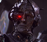Klingon Borg drone engineering