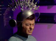 McCoy erlangt das Wissen der Eymorg