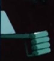 Raumschiff im Delta-Dreieck 38