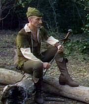 Robin Hood longsword