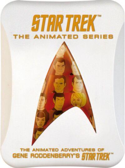 Star Trek – The Animated Series DVD