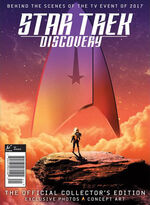 Star Trek Discovery Collectors Edition PX cover
