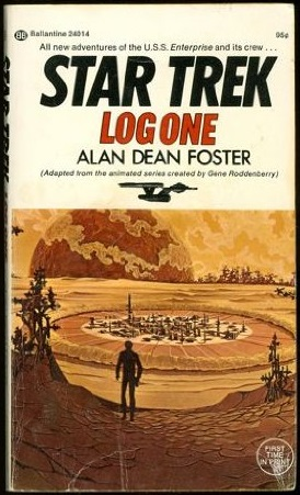 Cover of <i>Star Trek Log 1</i>