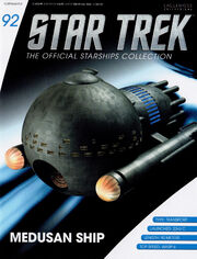 Star Trek Official Starships Collection issue 92