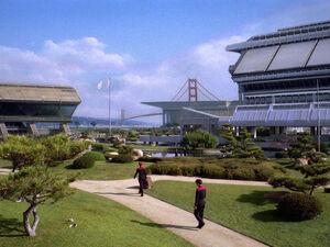 Starfleet Academy, 2368