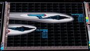 USS Enterprise NX-01 und USS Columbia NX-02