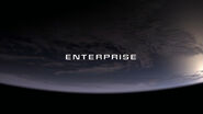 View of Earth with title in ENT opening titles v1