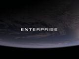 Star Trek: Enterprise opening title sequences