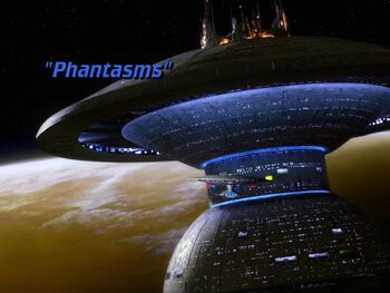 Phantasms title card