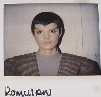 Fortune on the makeup continuity polaroid