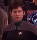 Human DS9 Starfleet nurse, 2373