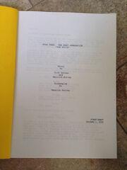 Hurley TNG Movie script