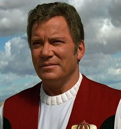 James Kirk, 2371