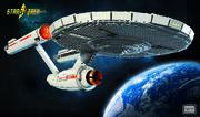 Mega Bloks USS Enterprise