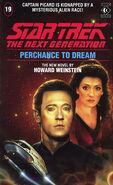 Perchance to Dream, Titan Books cover
