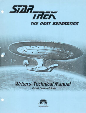 Star Trek The Next Generation Writers Technical Manual season 4.jpg