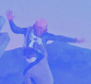 Stunt double Armin Shimerman, The Last Outpost