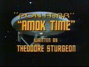 TOS 2x05 Vorspann Titel (VHS)