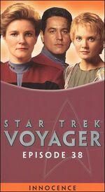 VOY 38 US VHS