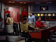 Brücke ISS Enterprise