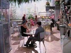 Cafe Des Artisies