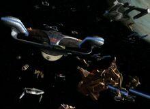 Federation Alliance fleet