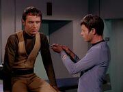 McCoy lenkt Hanar ab