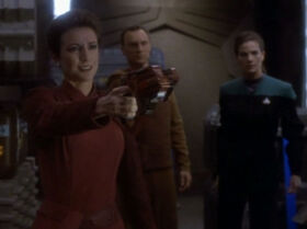 Mutiny on DS9