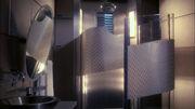 NX class shower