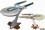 Playmates USS Enterprise-B